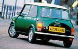 Rover Mini rear