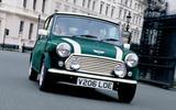 Rover Mini front