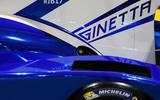 Ginetta Le Mans racing car