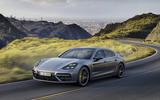 Porsche Panamera 6 new models