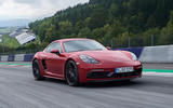 Porsche 718 Cayman GTS and Boxster GTS revealed with 361bhp