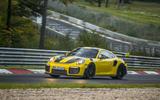Porsche 911 GT2 RS breaks Nürburgring rear-drive record