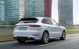 Porsche Cayenne E-Hybrid