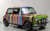Rover Mini Paul Smith edition