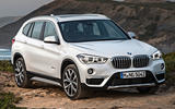 BMW X1 press - hero front