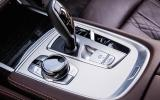 BMW 730Ld automatic gearbox