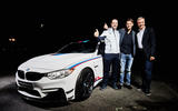 BMW M4 DTM Champion Edition celebrates racing success
