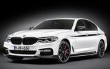 BMW 5 Series M Performance upgrades
