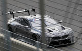 BMW M8 GTE racing car to be revealed at Frankfurt