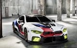 BMW M8 GTE 2018 racer revealed ahead of 2018 WEC campaign