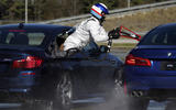 BMW M5 breaks world record the longest drift
