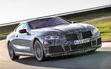 BMW 8 Series: official camouflage pictures and video released