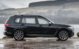 BMW X7 30d M Sport 2019 UK review - hero side
