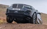 BMW X7 30d M Sport 2019 UK review - underneath