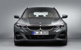 2019 BMW 3 Series Touring press pictures