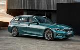 2020 BMW 320d