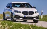 2020 BMW 120d