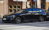 2020 BMW 330e Touring - charging