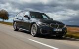 BMW M340d saloon