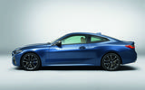 2020 BMW 4 Series Coupe - profile