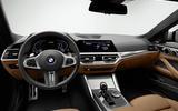 2020 BMW 4 Series Coupe - interior