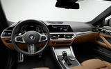 2020 BMW 4 Series Coupe - interior