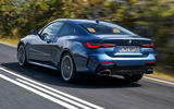 2020 BMW 4 Series - rear