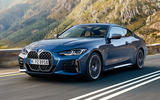 2020 BMW 4 Series Coupe - front