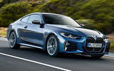2020 BMW 4 Series Coupe - hero front