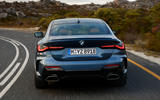 2020 BMW 4 Series - rear
