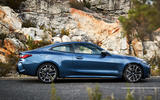 2020 BMW 4 Series - side