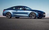 2020 BMW 4 Series - static side