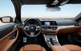 2020 BMW 4 Series - interior