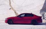 BMW M5 2020 - static side