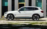 2020 BMW iX3 - side