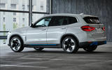 2020 BMW iX3 - rear 3/4