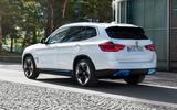 2020 BMW iX3 - rear