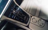 Porsche Panamera Turbo climate controls