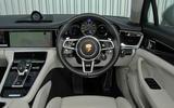 Porsche Panamera 4 E-Hybrid dashboard
