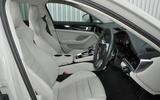 Porsche Panamera 4 E-Hybrid interior