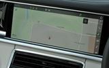 Porsche Panamera 4 E-Hybrid infotainment system