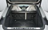 Porsche Panamera 4 E-Hybrid boot space