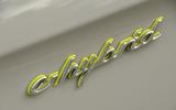 Porsche Panamera 4 E-Hybrid badging