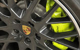 Porsche Panamera 4 E-Hybrid brake calipers