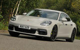 4 star Porsche Panamera 4 E-Hybrid