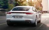 2017 Porsche Panamera 4 E-Hybrid revealed