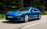 Porsche Panamera Sport Turismo 4 E-Hybrid