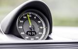 Porsche Panamera Sport Turismo chronography