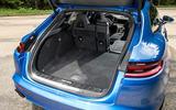 Porsche Panamera Sport Turismo boot space