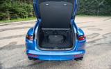 Porsche Panamera Sport Turismo boot opening
